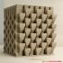 3D printable architectural exhibition model 01 image