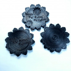 Picture of print of Maker Coin Petrides (Sunflower)