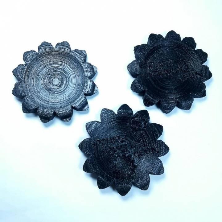 Maker Coin Petrides (Sunflower)