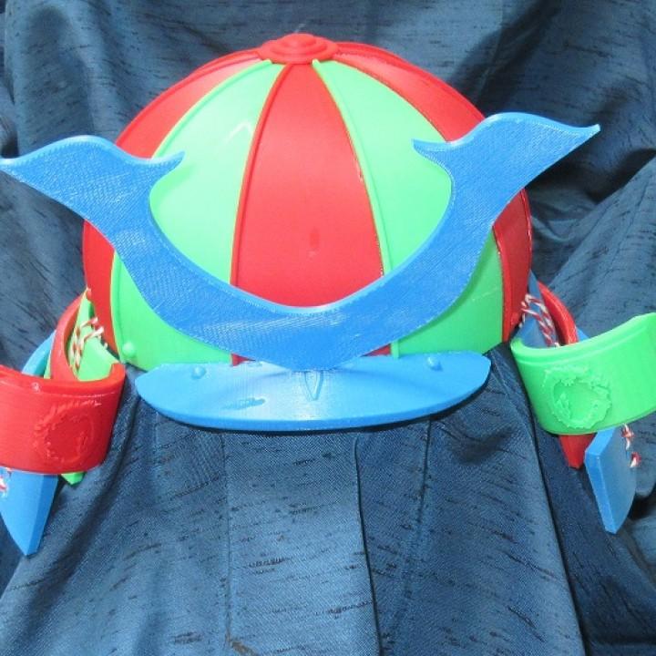 Samurai Helmet Wearable