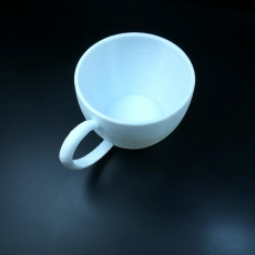 Picture of print of EZ-Print Teacup