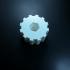 Geeetech i3 hotbed adjustment knob print image