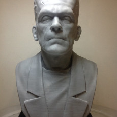 Picture of print of Frankenstein Monster This print has been uploaded by Jack Kaminski