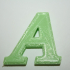 All Letters A-Z Bookman Old Style image