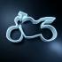 Motobike print image
