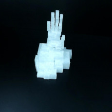 Picture of print of Reaching - Custom Sculpture