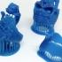 Ring Skull Biomechanics STL 3d model for 3d printing image