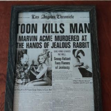 Picture of print of Toon Gun