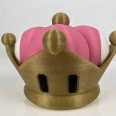 Picture of print of Super Crown
