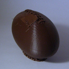 Picture of print of FootBall