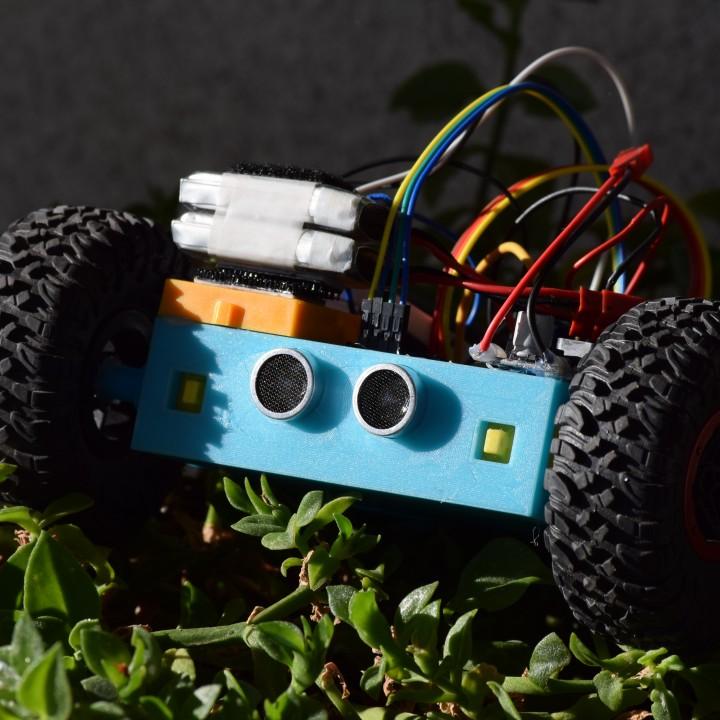 Mini Autonomous Robot Frame V0