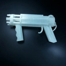 Picture of print of Cool Gun