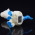 Sitting Unicorn Pencil Sharpener image