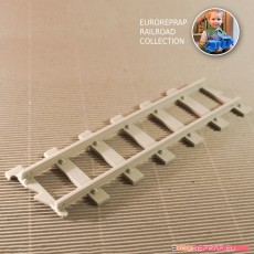 Straight Track - long (No1) - Euroreprap Railroad System