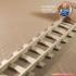 Straight Track - long (No1) - Euroreprap Railroad System image