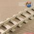 Straight Track (No1A) - Euroreprap Railroad System image