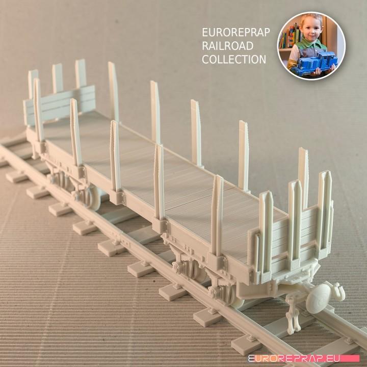 Carriage-02 for Euroreprap Railroad System