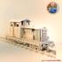 Diesel-01-C locomotive - LEGO/ERS compatibile, FDM 3D printable image