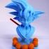 Goku kid image