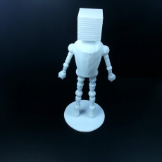 Picture of print of MyCharacter