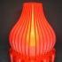 Fractal Led Lamp 2 image