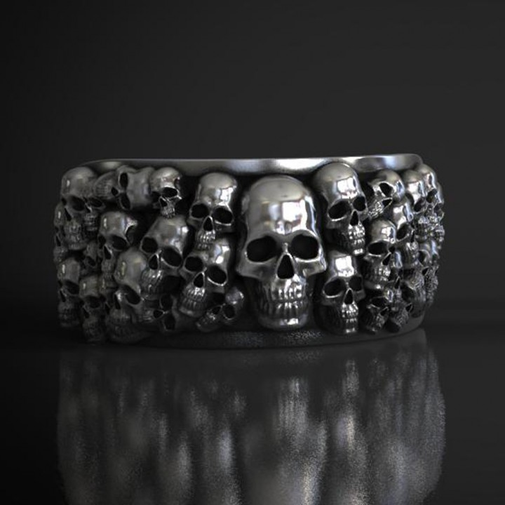Ossuary Ring