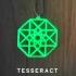 Tesseract image