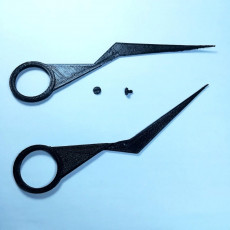 Picture of print of Scissors (For 3D Print)
