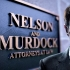 Daredevil Nelson and Murdock Attorneys at Law Sign image