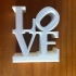 Love Sculpture - New York City image