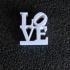 Love Sculpture - New York City image