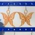 butterfly earring 2 image