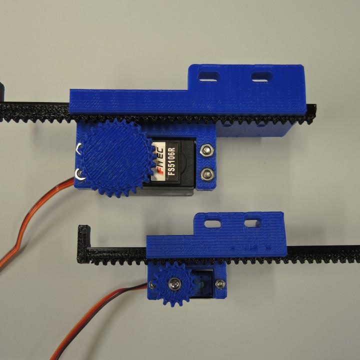 Linear Servo Actuators