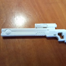 "Picture of print of Pulse Rifle ""Veteran"""