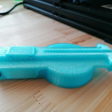 Picture of print of Pill Splitter