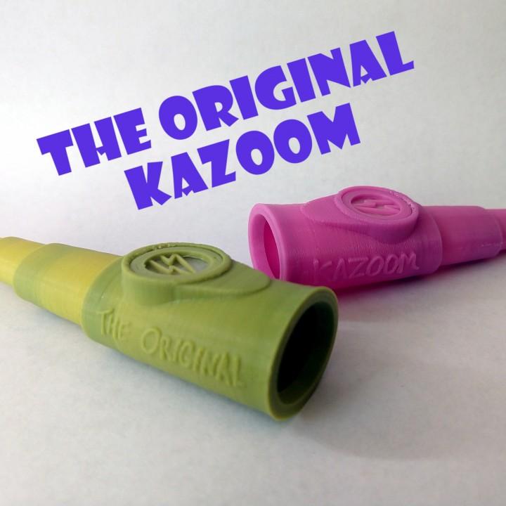 The Original Kazoom