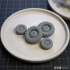 Detailed Tractor Wheels - Diecast Toy Restoration image