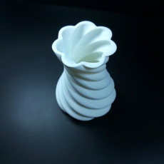Picture of print of Rope inspired Vase