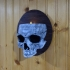 Skull Wall Sconce image