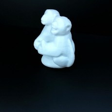 Picture of print of Monkey Buddy piggy bank