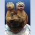 Monkey Buddy piggy bank image
