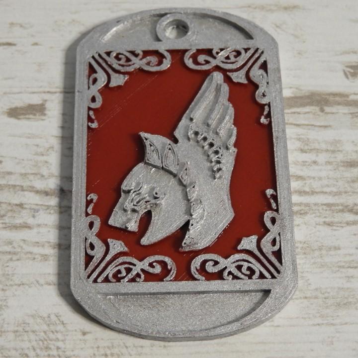 Saint Seiya Medal