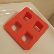 Picture of print of Toothbrush Holder - Bathroom series This print has been uploaded by Bastiaan Duijnhouwer