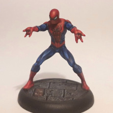 Picture of print of Spider-man - High Poly
