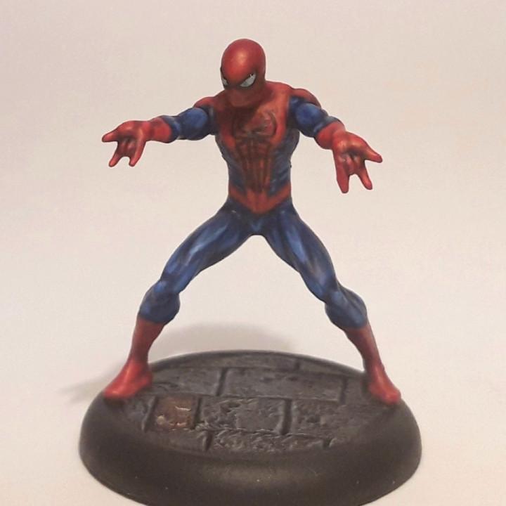 Spider-man - High Poly