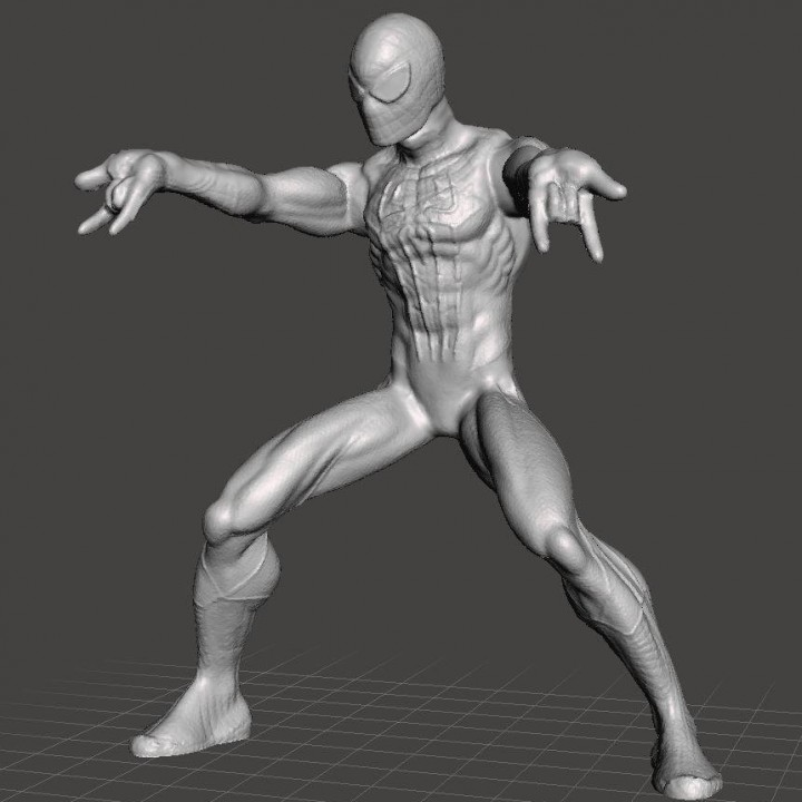 Spider-man - High Poly