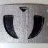 Forehead Protector with the Inuzuka clan symbol image
