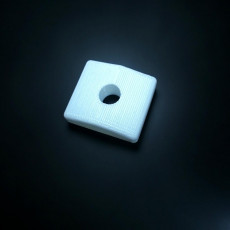 Picture of print of locking nut  floyd rose