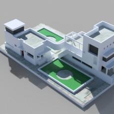 Bauhaus: Lubin House, Tel-Binyamin