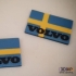 Volvo Swedish Flag image